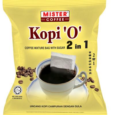 Kopi O 2 in 1 Bag 3D