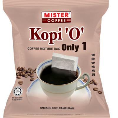 Kopi O Only 1 Bag 3D