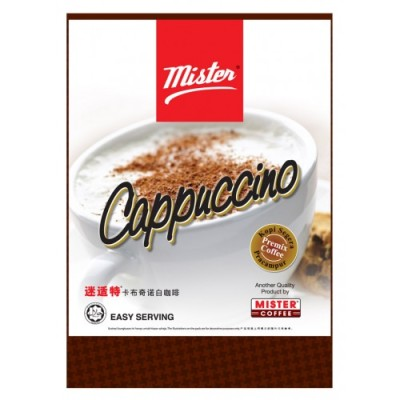 Mister Cappuccino Soluble Bag