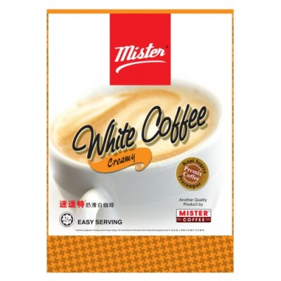 Mister White Coffee Soluble Bag
