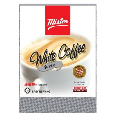 Mister White Coffee Strong Soluble Bag