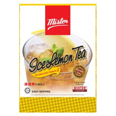 MisterIce Lemon Tea Soluble Bag