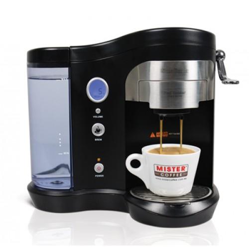 Small Coffee Maker Using Pods : Suncana - Soft Pod Coffee Machine - ExcelPlus