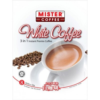 White Coffee Outter Bag